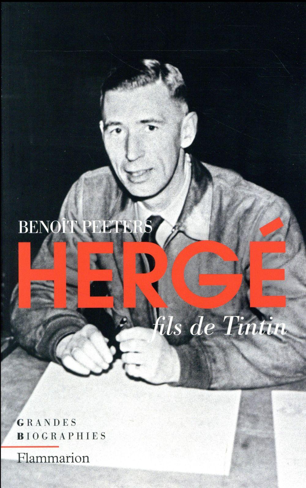 HERGE, FILS DE TINTIN