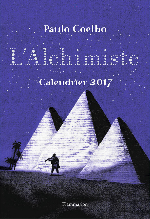 CALENDRIER COELHO 2017 - ALCHIMISTE