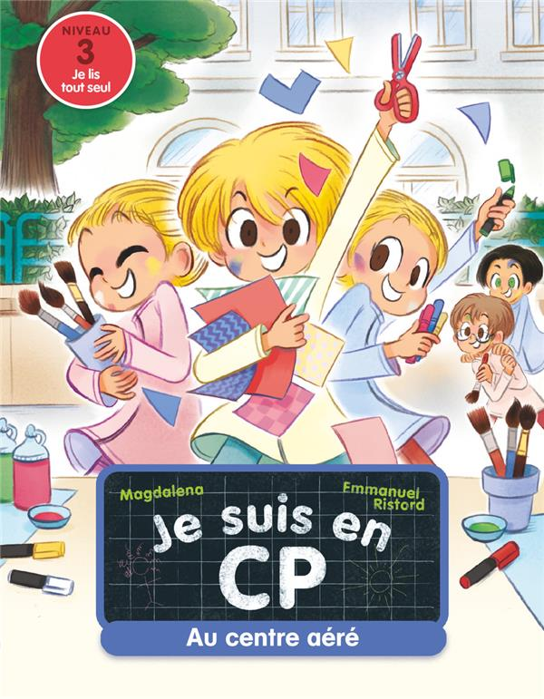 AU CENTRE AERE - JE SUIS EN CP - T22