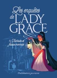 LES ENQUETES DE LADY GRACE T4