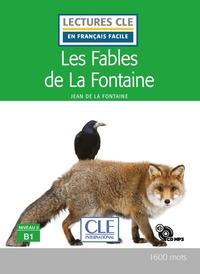 FABLES DE LA FONTAINE LECTURE NIVEAU A2 + CD