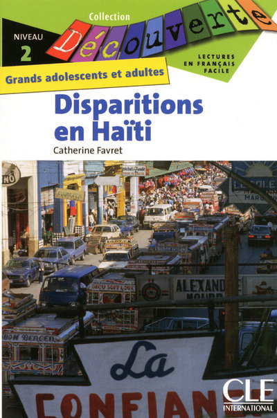 DECOUV DISPARITIONS EN HAITI