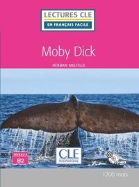 LECTURE CLE EN FRANCAIS FACILE MOBY DICK NIVEAU B2 + CD