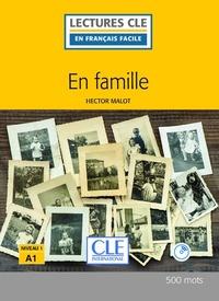 EN FAMILLE LECTURE FLE + CD 2EME EDITION
