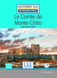 LE COMTE DE MONTE-CRISTO - FLE LECTURE NIVEAU 2 + CD AUDIO