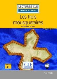 LES TROIS MOUSQUETAIRES FLE LECTURE 2ED NIVEAU 1 A1