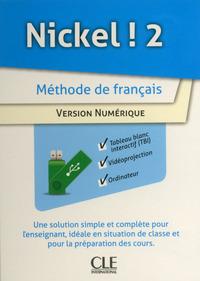 NICKEL ! NIVEAU 2 CLE USB POUR TBI - METHODE DE FRANCAIS