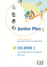 CD-ROM JUNIOR PLUS 1