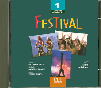 FESTIVAL NIVEAU 1 CD IND