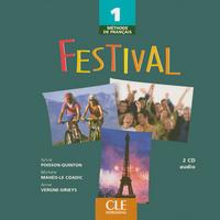 FESTIVAL NIVEAU 1 2 CD COLL