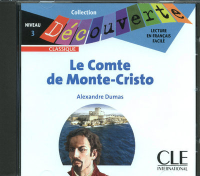 CD AUDIO DECOUV COMTE MONTE CH