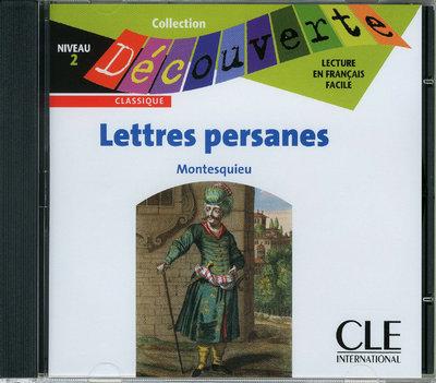 CD AUDIO DECOUV LETTRES PERSAN