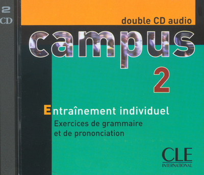 CAMPUS N2 DOUBLE CD