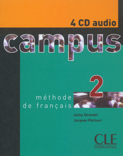 CAMPUS NIV2 4CD COLL