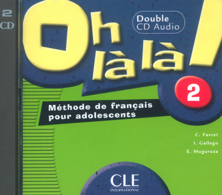 OH LA LA NIVEAU 2 CD