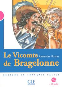 VICOMTE DE BRAGELONNE + CD NV3
