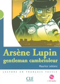 ARSENE LUPIN GENTLEM + CD NV2