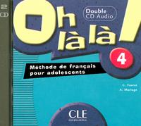 HO LA LA NIV 4 DOUBLE CD AUDIO