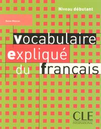 VOCABULAIRE EXPLIQUE DEB 2005