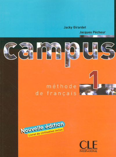 CAMPUS NIV 1 EL +CIVILISATION