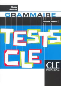 TESTS GRAMMAIRE DEBUTANT