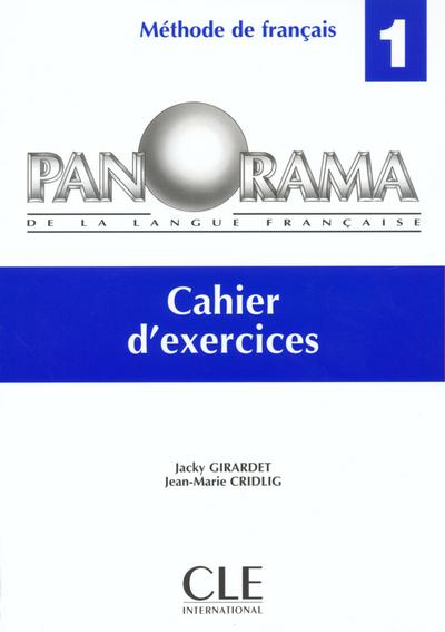 PANORAMA 1 CAHIER EX VERS EURO
