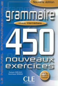 450 NOUVEAUX EXERC NIV INTERME