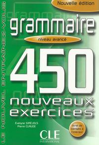 450 NOUVEAUX EXERC NIV AVANCE