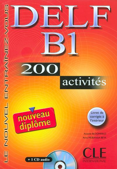 NOUVEAU DELF B1+CD