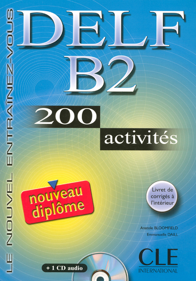 NOUVEAU DELF B2 + 1CD AUDIO