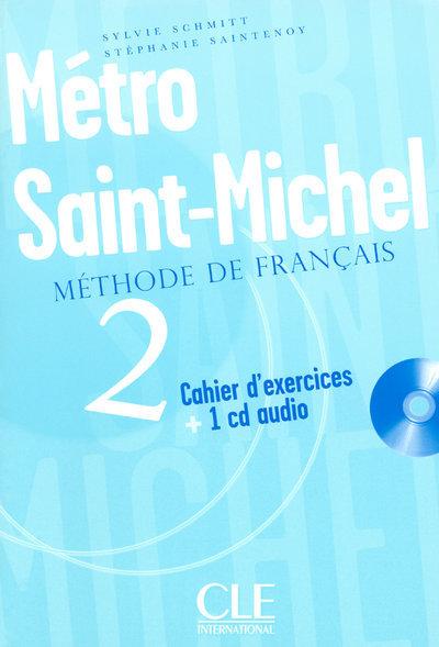 METRO ST MICHEL NIV 2 EX + CD
