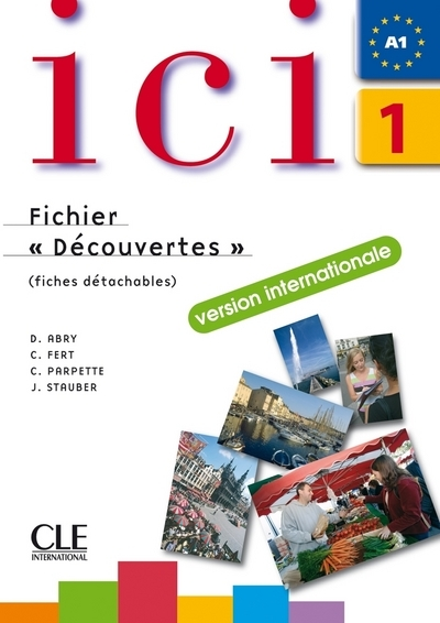 ICI FICH DECOUV INT NIV1+CD