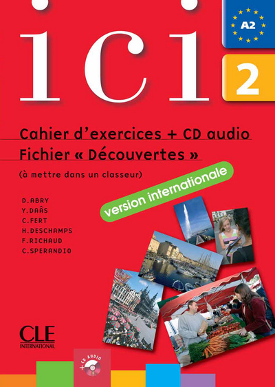 ICI FICH DECOUV INT NIV2+CD