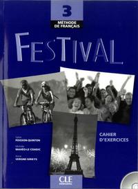 FESTIVAL NIV3 EXERCICES + CD