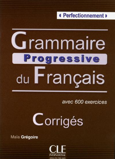 GRAMMAIRE PROGR FRANC PROG COR