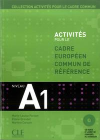 ACTIVITES CADRE EUROPEEN A1+CD