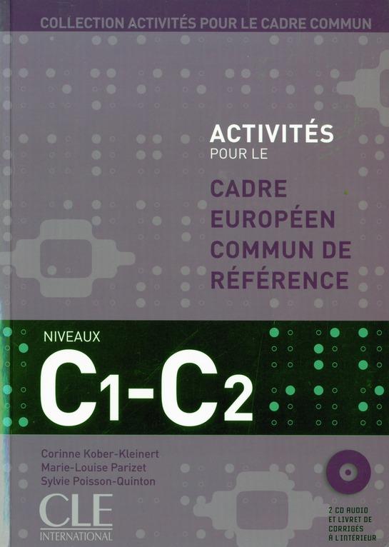 ACTIVITES CECR C1-C2 + CD