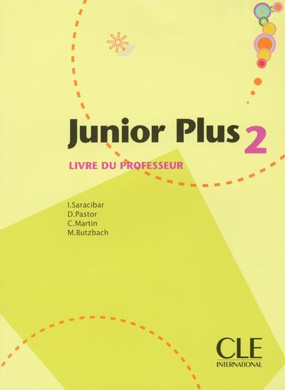 JUNIOR PLUS NIV2 PROFESSEUR