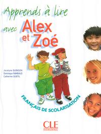 APPRENDS LIRE AVEC ALEX ET ZOE