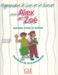APPRENDS A ECRIRE ALEX ET ZOE