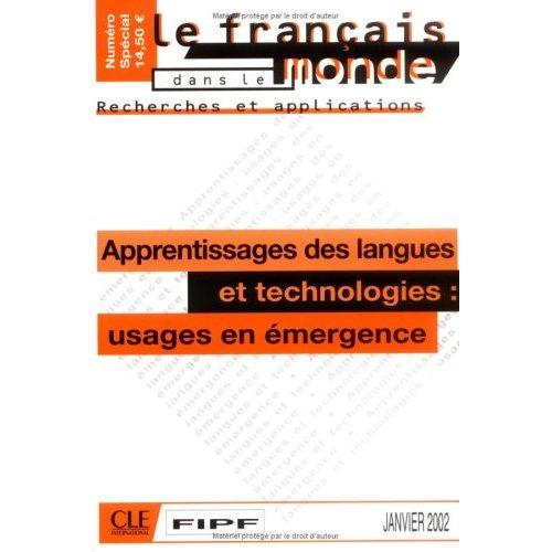 APPRENTISSAGES LANGUES TECHNO