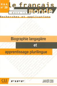 BIOGRAPHIE LANGAGIERE APPRENT