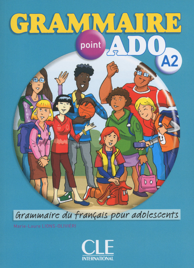 GRAMMAIRE POINT ADO A2 + CD