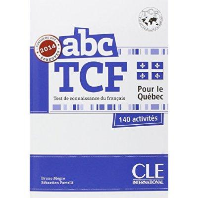 ABC DELF TCF + LIVRET + CD NE