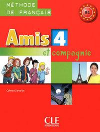 AMIS ET CIE NIVEAU 4 ELEVE