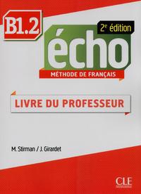 ECHO B1.2 LIVRE PROFESSEUR 2ED