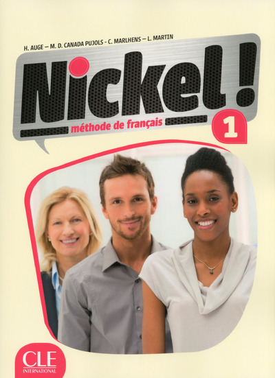 NICKEL NIV.1 ELEVE + DVD
