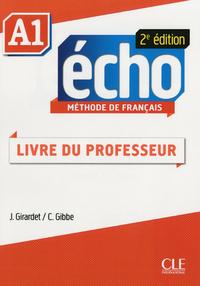 ECHO A1 GUIDE PEDAGOGIQUE 2E E