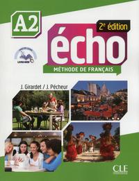 ECHO A2 ELEVE + PORTFOLIO +DVD