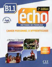ECHO B1.1 CAHIER APPRENTISSAGE